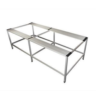 Picture of Double SmartFold Bench for E3SF360